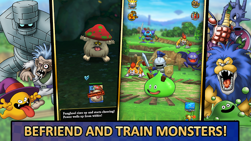 DRAGON QUEST TACT screenshots 3