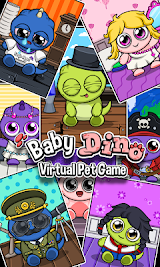 Dino 🐾 Virtual Pet Game Apk Download Free for PC, smart TV