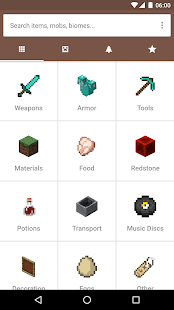 Craft - Minecraft Craft Guide Screenshot