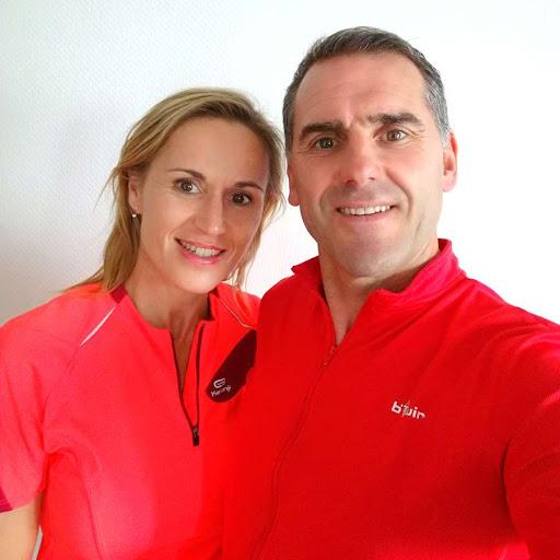 Béatrice et Bernard participent au Run in Reims pour soutenir la communauté de L'Arche à Brest !