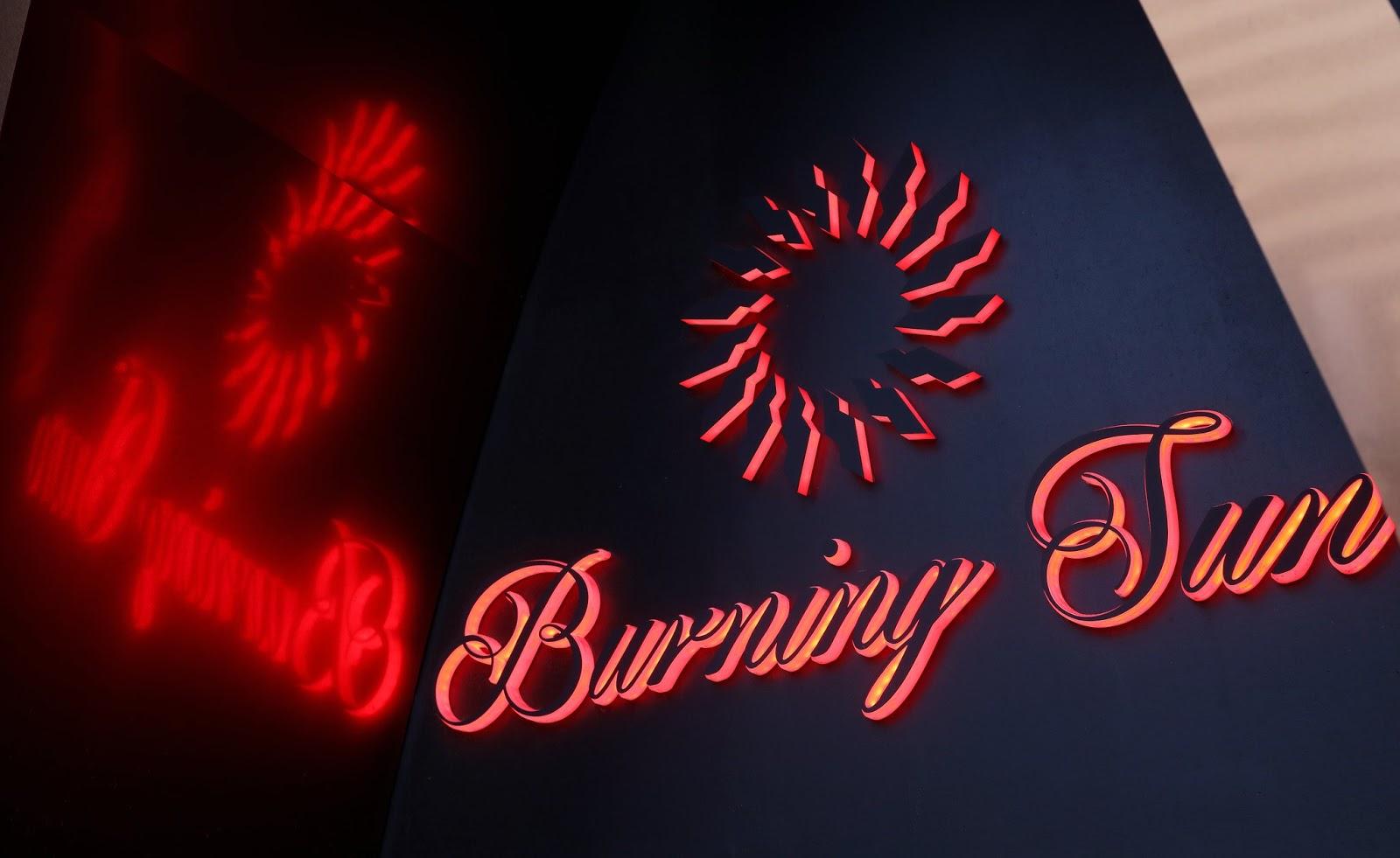 burning sun label club