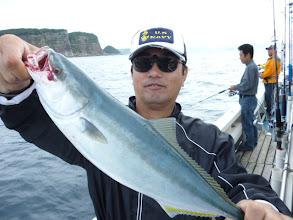 "Photo: 反対舷で""ソノハタさん""もヤズキャッチでした。"