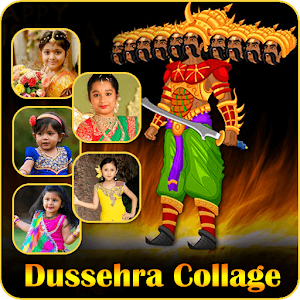 Tải Dussehra Photo Frame Collage Maker APK