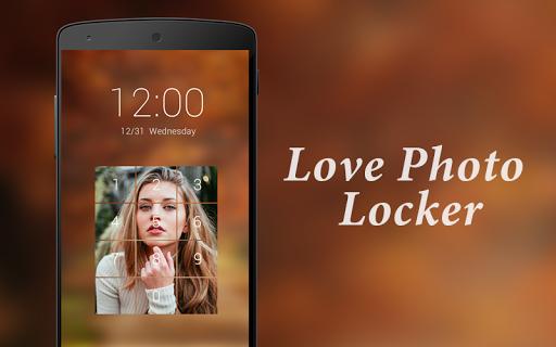 Love Photo-DIY Locker