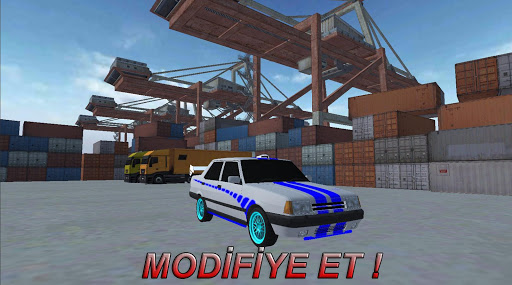 Code Triche u015eahin Drift Multiplayer - Arkadau015flaru0131nla Oyna APK MOD screenshots 3