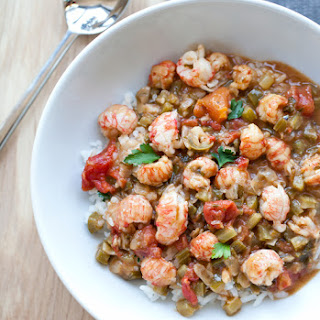Lobster Etouffee.