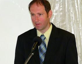 Photo: 2012. május 20-án a Paksi Baptista Gyülekezet jött hozzánk vendégségbe. Az Igéből Vasadi Teodor lelkész tanított.