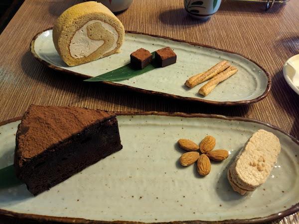 台北大安下午茶-[青田七六] 日式老宅改建,職人手工有溫度的甜點,都市巷弄間幽靜角落,有故事的下午茶