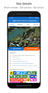 App WikiCamps Australia APK for Windows Phone