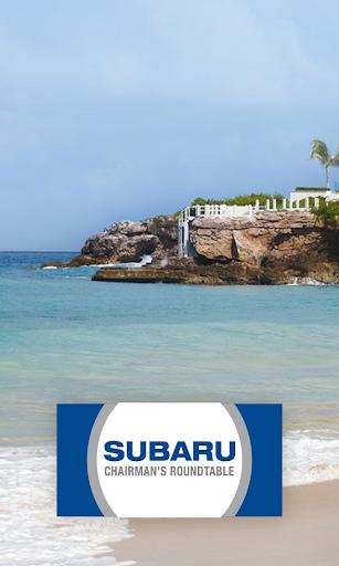 Subaru Chairman's Roundtable