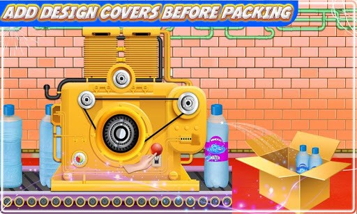 Mineral Water Factory: Pure Water Bottle Games 1.0 screenshots 5