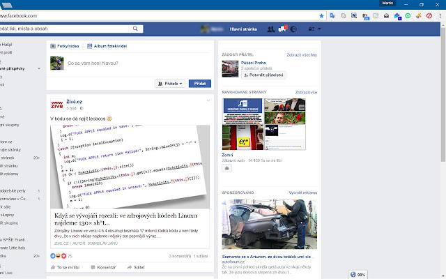 HideChat for Facebook