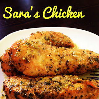 Sara's Chicken AKA Pollo al Horno