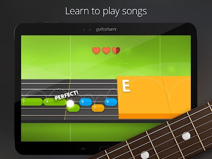 Guitar Tuner Free - GuitarTuna Screenshot 21