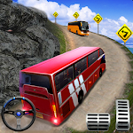 Uphill Off Road Bus Driving Simulator - Bus Games 1.14