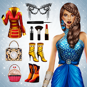 Dress Up Games Stylist - Fashion Diva Style \ud83d\udc57