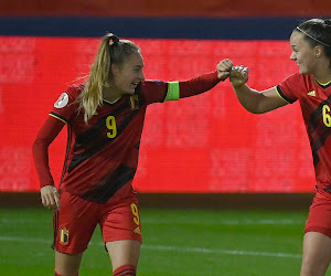 Geschiedenis (bis): Belgian Red Flames kloppen Zwitserland met stevige cijfers en boeken EK-ticket