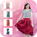 Short Dress Photo Suit : Girls Photo Editor icon