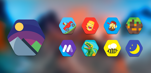 Exicon - Icon Pack APK