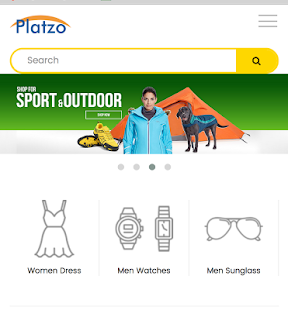 Platzo- screenshot thumbnail