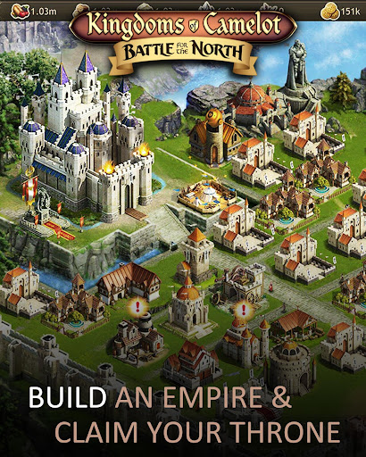 Kingdoms of Camelot: Battle android2mod screenshots 6