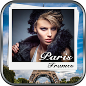 Paris Photo Frames