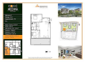 appartement à Lucciana (2B)
