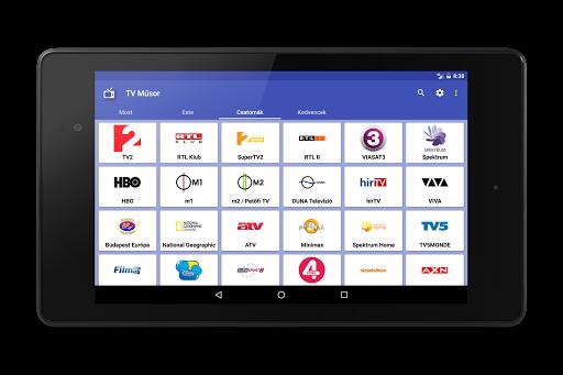 Tv Mu0171sor 4.6 screenshots 13