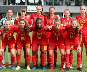 Les Red Flames U19 décrochent une belle victoire face aux Françaises