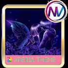happy Xperia theme icon