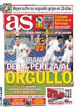 Photo: DE LA PEREZA AL ORGULLO España regaló la primera parte y Casillas, un gol absurdo | Silva y Villa alcanzaron in extremis un empate que premió la gran segunda parte