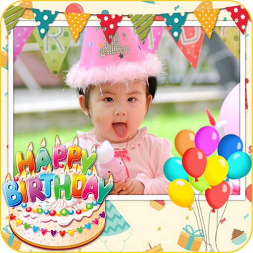 happy birthday frame apps on google play