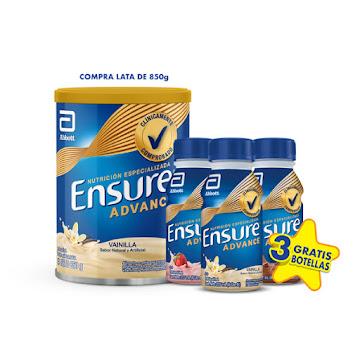 Oferta Ensure Adavance x 850