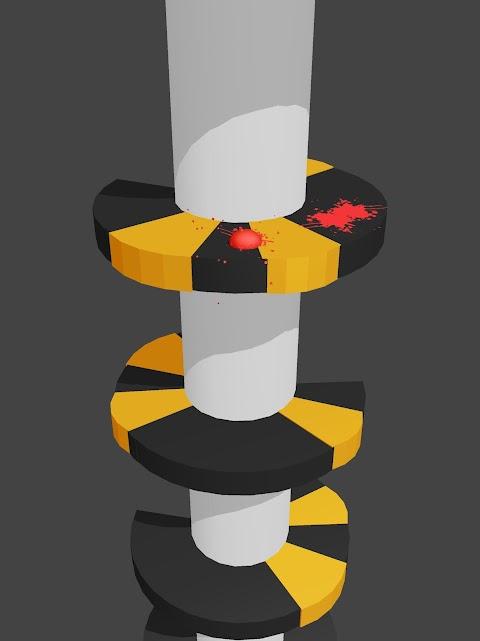 Helix Jumpのおすすめ画像5