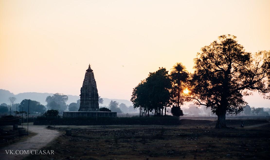 Кхаджурахо, Индия