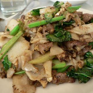 Authentic Thai Pad See Ew Recipe