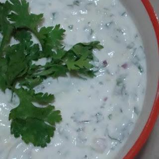 Indian Yoghurt Dip