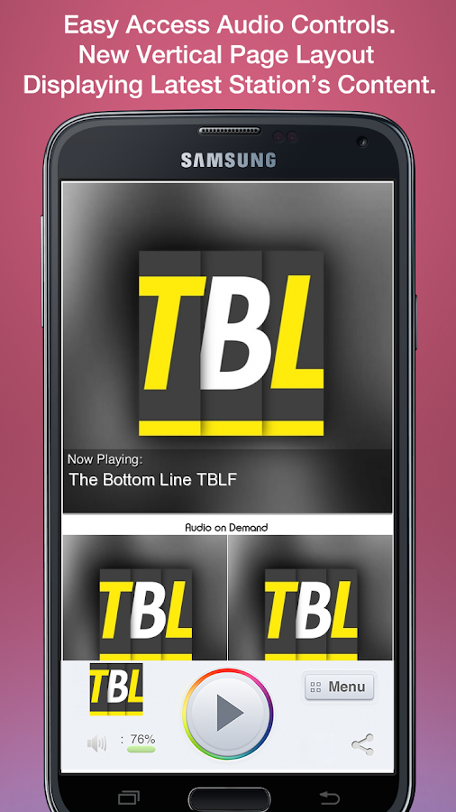 The Bottom Line TBLF - screenshot