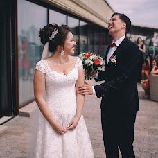 Wedding photographer Nikita Khnyunin (khnyunin). Photo of 08.09.2016