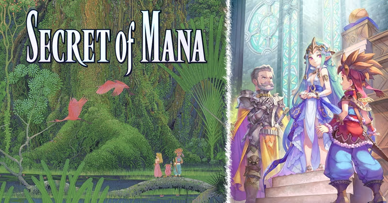 [Review] Secret of Mana HD Remaster (Seiken Densetsu 2 HD Remaster)