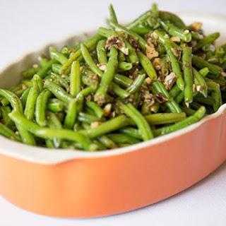 Parisian Green Beans