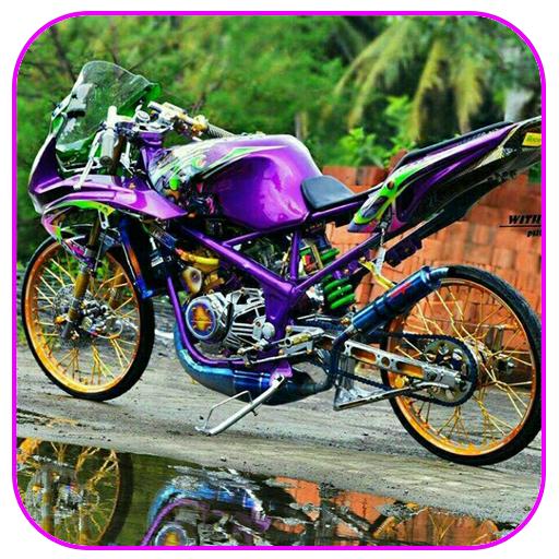 Modifikasi Motor Ninja RR screenshot 10 .