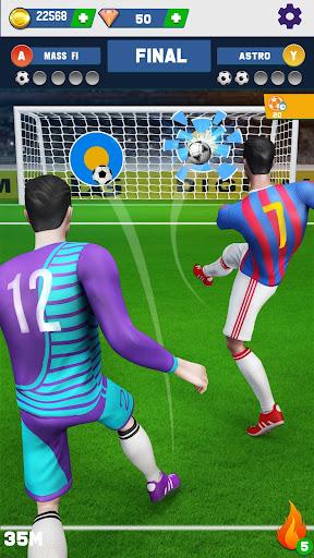 Soccer Kicks Strike: Mini Flick Football Games 3D apktreat screenshots 2