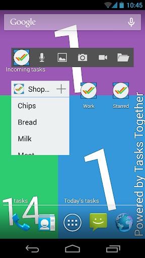 Tasks Together screenshot 7