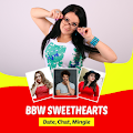 BBW SWEETHEARTS - Date , Chat , MIngle APK