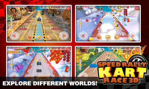 Speed Rally: Kart Race 3D