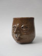 "Photo: Mug 1 *  3.5"" tall. *  Holds ~ 1.25 cups"