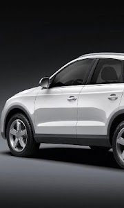 Wallpapers Audi Q3 screenshot 0