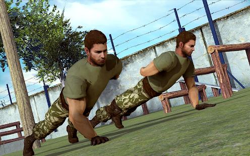 Elite Training Commando Army School - náhled