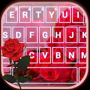 Red Rose Urdu Keyboard